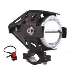 Lampa LED U7 z ringiem i przełącznikiem
