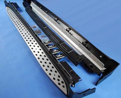 PROGI AMG/STOPNICE BOCZNE MERCEDES ML W164 2005-2011.